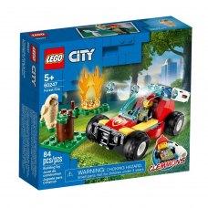 LEGO Конструктор City Лісові пожежні 60247