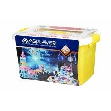 MagPlayer Конструктор магнітний набір бокс 237 ел. (MPT2-237)
