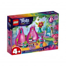 LEGO Конструктор Trolls Будиночок-бутон Трояндочки 41251