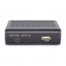 Цифровий Т2 ресивер Geotex GTX-25
