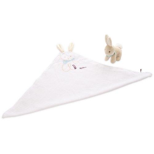 Kaloo Подарунковий набір Les Amis - Ковдра з іграшкою Кролик