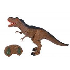 Same Toy Динозавр - Тиранозавр коричневий (світло, звук) RS6123Ut