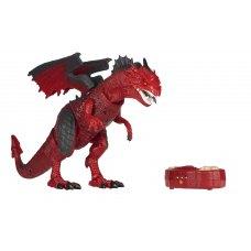 Same Toy Динозавр - Дракон (світло, звук) червоний, подарункова уп.