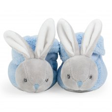 Kaloo Пінетки Plume - Кролик блакитний 0-3 міс.