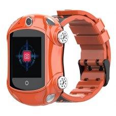 GoGPSme Дитячий телефон-годинник з GPS трекером GOGPS ME X01[X01OR]