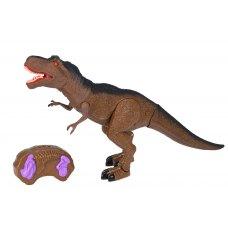 Same Toy Динозавр - Тиранозавр коричневий (світло, звук) RS6123AUt