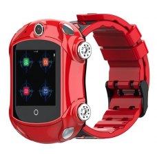 GoGPSme Дитячий телефон-годинник з GPS трекером GOGPS ME X01[X01RD]