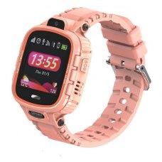 GoGPSme Дитячий телефон-годинник з GPS трекером GOGPS ME K27[K27PK]