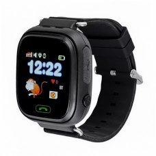 GoGPSme Дитячий телефон-годинникс GPS з трекером GOGPS К04[K04BL]