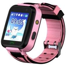 GoGPSme Дитячий телефон-годинник з GPS трекером GOGPS К07[K07PK]