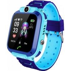 GoGPSme Телефон-годинник з GPS трекером GOGPS ME K16S[K16SBL]