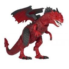 Same Toy Динозавр -  Дракон (світло, звук) червоний без п/у
