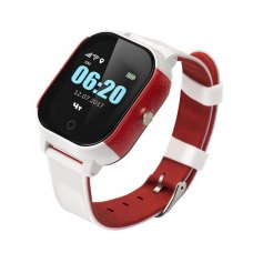 GoGPSme телефон-годинник з GPS трекером К23[K23WHRD]