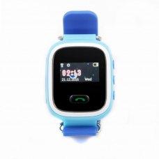 GoGPSme телефон-годинник з GPS трекером K11[K11BL]