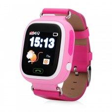GoGPSme Дитячий телефон-годинникс GPS з трекером GOGPS К04[K04PK]