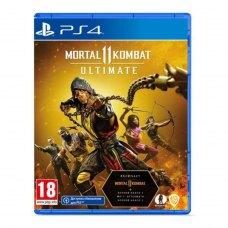 Гра для PS4 Mortal Kombat 11 Ultimate Edition [Blu-Ray диск]
