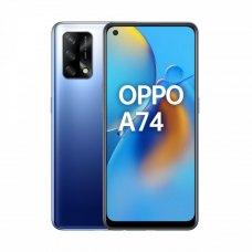 Смартфон OPPO A74 4/128Gb Midnight Blue