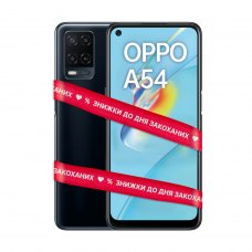Смартфон OPPO A54 4/64Gb Crystal Black