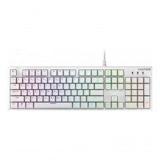 Клавіатура Hator Rockfall EVO White (HTK-615) Kailh Optical