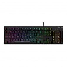Клавіатура дротова ігрова, Hator Rockfall EVO (HTK-610), Kailh Optical