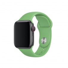 Ремінець Silicone Watch Band for for Apple Watch 38/40 mm Spearmint