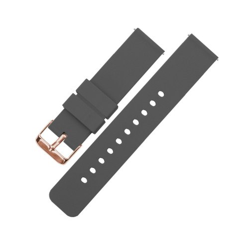 Ремінець Silicone Watch Band for for Apple Watch 38/40 mm Granny Grey