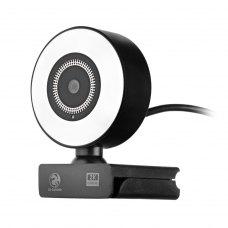 Веб-камера, 2E Gaming Quad HD 2K (2E-WC2K-LED)