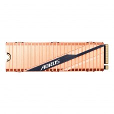Накопичувач SSD NVMe M.2 2280 Gigabyte Aorus Gen4 500GB PCIe 4.0 3D TLC (GP-ASM2NE6500GTTD)
