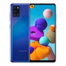Смартфон Samsung Galaxy A21s 64Gb (A217F) Blue