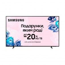 Телевізор Samsung QE55Q60AAUXUA