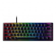 Клавіатура дротова ігрова, Razer Huntsman Mini, Red switch (RZ03-03390200-R3M1)