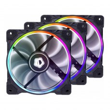 Набір куллерів до корпусу, ID-Cooling (ZF-12025-RGB Trio)