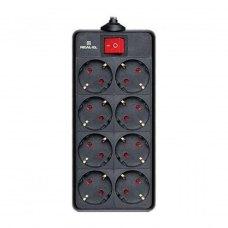 Мереживий фільтр Real-El RS-8 Protect 3 м Black (EL122300022)