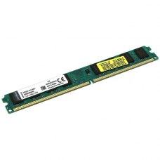 Модуль пам'яті DDR2 2GB 800 Mhz Kingston (KVR800D2N6/2G / KVR800D2N6/2G-SPBK)