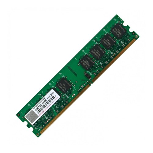 Модуль пам'яті DDR2 Transcend 2048Mb  (JM800QLU-2G) 800MHz, PC6400, CL6