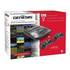 Ігрова консоль Retro Genesis 16 bit Modern Wireless (170 ігор, 2 бездротових джойстика)