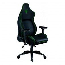 Крісло для геймерів Razer Iskur (RZ38-02770100-R3G1) PU шкіра Чорне