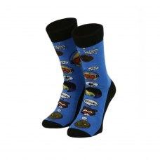 Шкарпетки MARVEL GoTG HEROES (Вартові Галактики) 39-46 різнокольорові