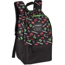 Рюкзак MINECRAFT Scatter Creeper Backpack (Майнкрафт) Чорний