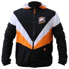 Куртка VIRTUS.PRO WINDPROOF LIGHT JACKET для чоловіків чорна