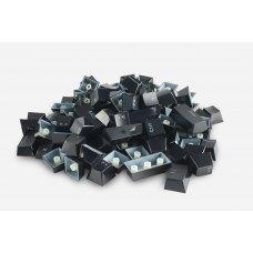 Набір кейкапів Glorious ABS - DS104 - Key US layout Black (G-104-Black)