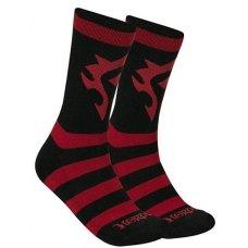 Шкарпетки WORLD OF WARCRAFT Horde (Варкрафт Орда) Чорний
