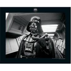 Картина колекційна STAR WARS Apology accepted (Зоряні війни) 50x40 см
