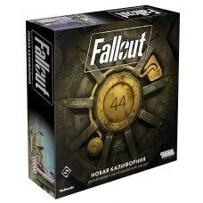 Настільна гра FALLOUT New California (Нова Каліфорнія) 255×255×62