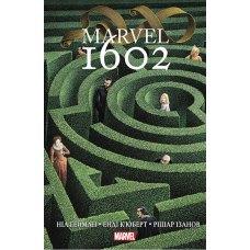 Комікс MARVEL 1602  - Ніл Ґейман   170х260x16