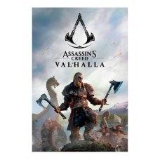 Постер ASSASSINS CREED Valhalla (Вальхалла) 91.5x61 см