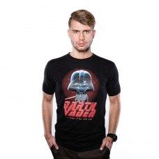 Футболка STAR WARS Pop Vader (Дарт Вейдер) для чоловіків чорна