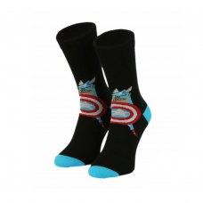 Шкарпетки набір MARVEL AVENGERS Captain America 39-46 різнокольорові