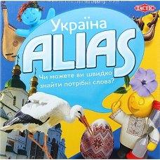 Настільна гра TACTIC Alias Україна (укр.)