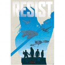 Постер STAR WARS Resist (Зоряні війни Опір) 91.5х61 см